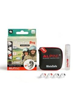 Stopery/ Zatyczki do uszu ALPINE MotoSafe Pro