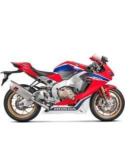 Tłumik RACING LINE (TITANIUM) Akrapović Honda CBR 1000 RR / ABS [17-18]