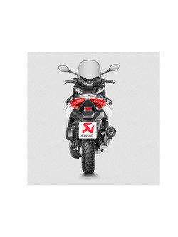 Tłumik SLIP-ON LINE (SS) Akrapović Yamaha X-MAX 125 [17-19] / X-MAX 125 ABS [17-19]