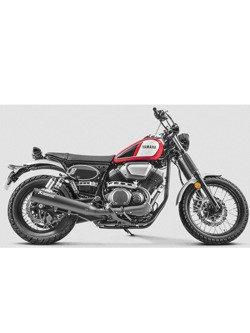 Tłumik SLIP-ON LINE (SS) Akrapović Yamaha XV950/R/Racer [17-19] / SCR950 [17-19]