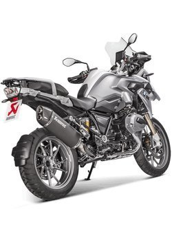 Tłumik Slip-On Line (TITANIUM) Akrapović BMW R 1200 GS [13-18] / R 1200 GS ADVENTURE [14-18]