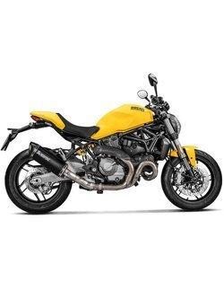 Tłumik Slip-On Line (TITANIUM) Akrapović Ducati Monster 1200/1200S/1200R [17-18]