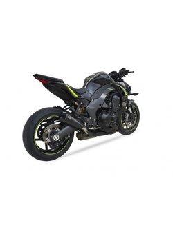 Tłumik motocyklowy IXIL RACE HEXACONE XTREM BLACK RC1B (SLIP ON) Kawasaki Z 1000/ Z 1000SX [10-18] - na prawą stronę