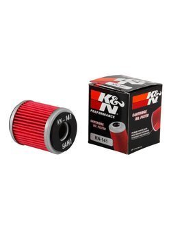 Wkład filtra oleju K&N modele Gas Gas/ Yamahy