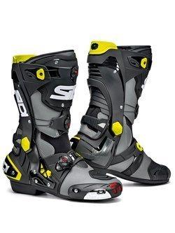 Buty sportowe Sidi Rex czarno-żółte