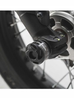 Crash pady przedniej osi SW-MOTECH Ducati Scrambler Deser Sled [16-18]/  Scrambler 1100 [18-]