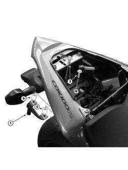 Kit montażowy GIVI do zamocowania stelaża bocznego TE1101 bez stelaża centralnego 266FZ Honda CB 1000 R [08-17]