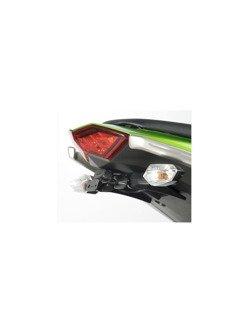 MOCOWANIE TABLICY REJESTRACYJNEJ R&G DO Kawasaki Z1000SX (Ninja 1000) (11-16)