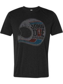 T-Shirt John Doe Helmet czarna