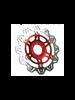 Tarcza Hamulcowa EBC VR640RED VEE ROTOR czerwona na przód. Średnica 310mm.
