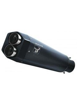 Tłumik IXRACE typ M9 Black [Slip On] KTM Duke 125/ 390/ RC 125/ 390 [17-]